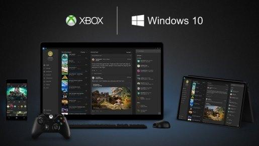 整合Xbox游戏平台,让使用者既能顺畅的与朋友对话,游戏纪录也可跨平台同步。