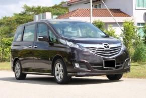 Mazda Biante 城中旅行逍遥游