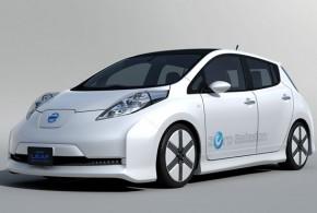 Nissan Leaf 全电能驱动