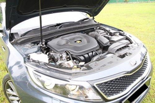 5.2公升的CVVL NU汽油引擎对品牌来说是一大进步,无论性能表现或油耗表现都相当不错。