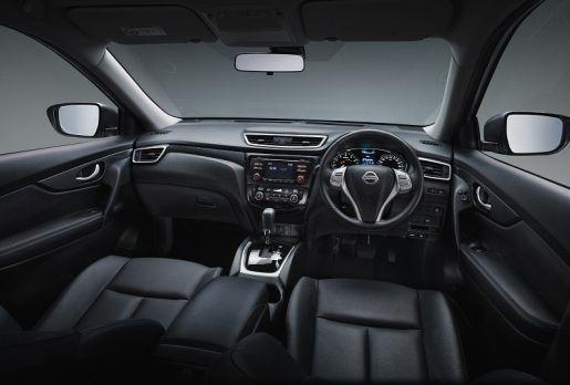 X-Trail的前台比起日產不少车款来说做了很大的升级,质感有了很大的提升。