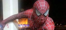 你有看过诗巫的蜘蛛侠吗?