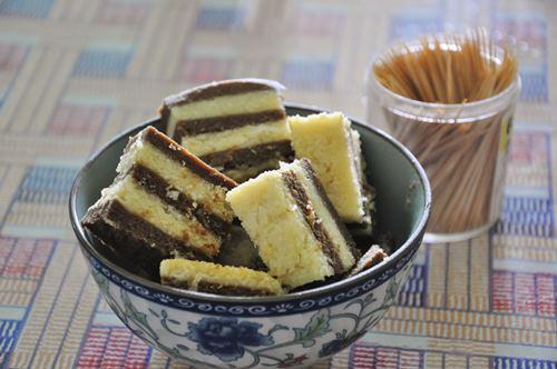 亲手制作糕点,让家人吃起糕点更有滋味。