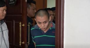 一人亲手杀害了两名英国留学生的被告,今日面对绞刑之刑罚