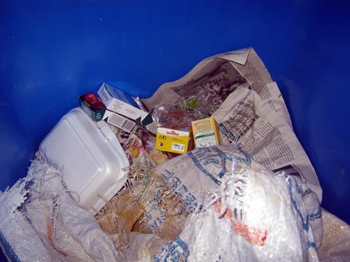 诗巫地区检拾废弃物品再循环资源越趋普遍化。