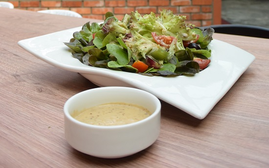 花园沙拉 Garden Salad