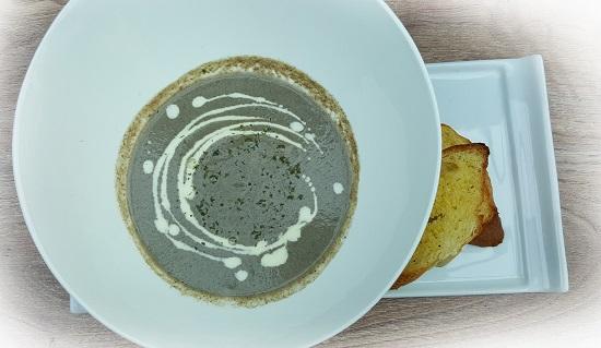 蘑菇汤 Mushroom Soup
