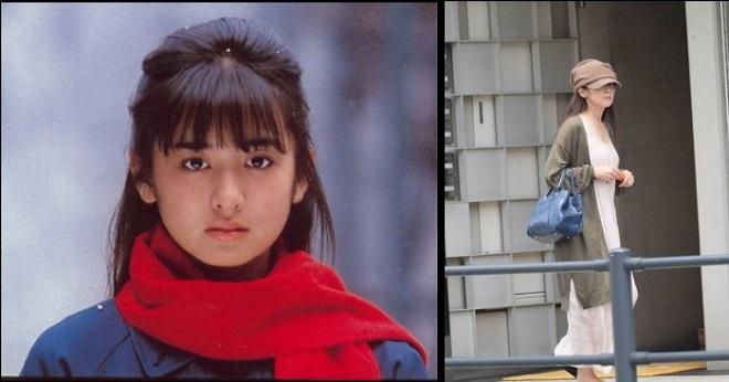 80年代日本玉女偶像 惊爆密会医生搞婚外情